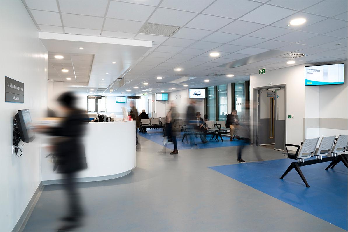 St Johns Medical Centre - askmyGP